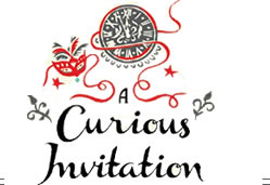 a curious invitation logo  last tuesday society