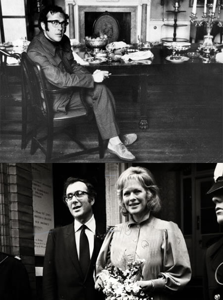 My life with Harold Pinter with Antonia Fraser