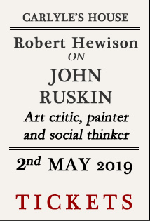 Robert Hewishon on John Ruskin