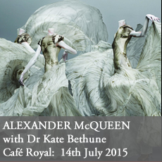 Kate Bethune on Alexander McQueen