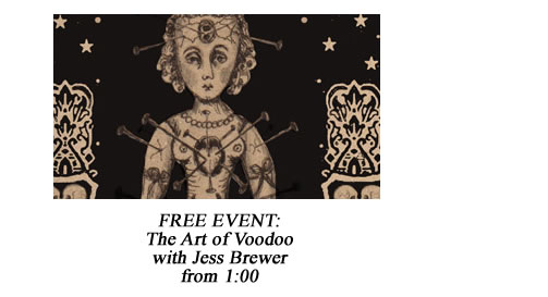 FREE EVENT: The Art of Voodoo