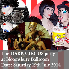 Dark Circus Party July 2014