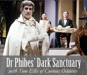 Dr phibes in the Theatre of Blood