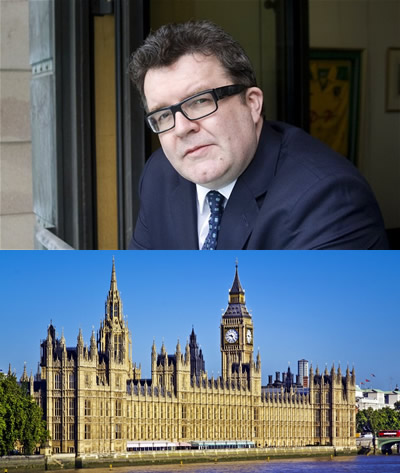 Tom Watson on Politics