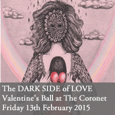 Friday 13th Valentines Ball 2015